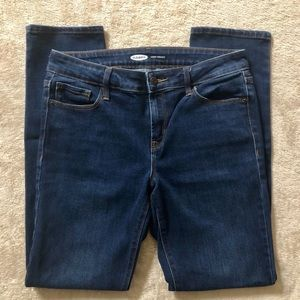 Old Navy Power Straight Jeans Size 6